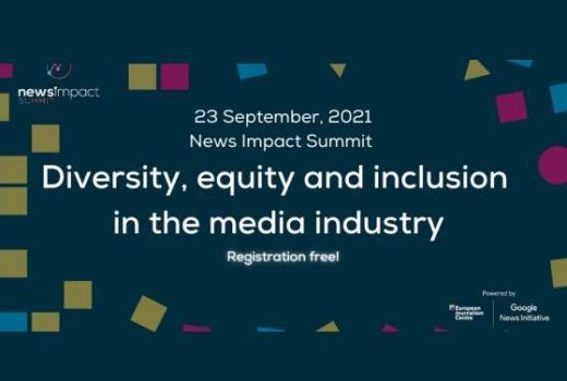 News Impact Summit: Različitost, jednakost i inkluzija