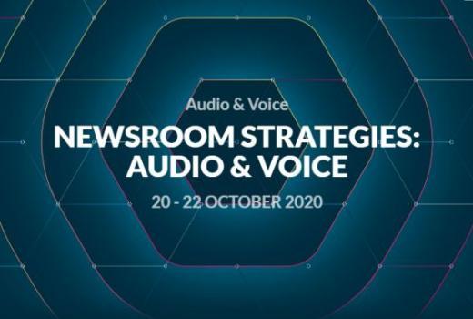 News Impact Summit: Audio i glas