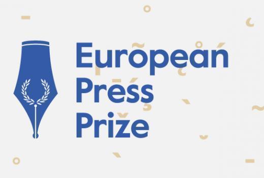 European Press Prize 2022