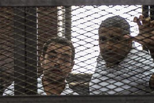 Novinari Al Jazeere pušteni uz kauciju