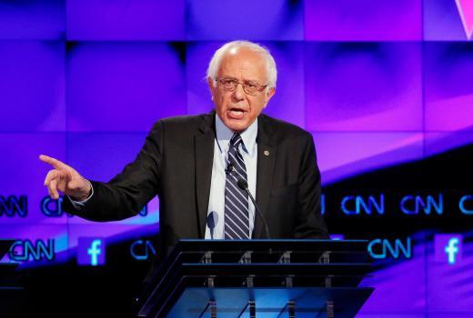Sanders protiv kazino-kapitalizma