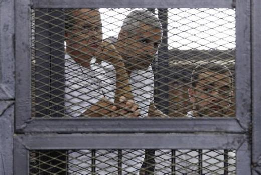 Pritvoreni novinari Al Jazeere proglašeni krivim