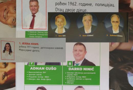 Biografije izbornih kandidata: Bračno stanje i roditeljstvo kao bitna kompetencija