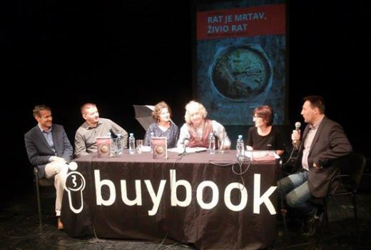 Ed Vulliamy promovisao svoju knjigu u Sarajevo