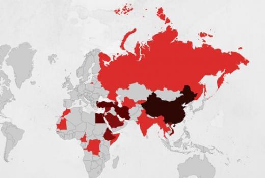 CPJ: U 2015. zatvoreno 199 novinara