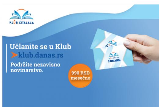 "Srbijanski list ""Danas"" pokrenuo crowfunding kampanju"
