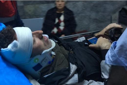 Novinarske organizacije osuđuju napad na grčkog novinara
