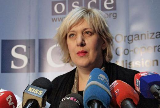 Recommendations by OSCE Representative on Freedom of the Media  on Open Journalism