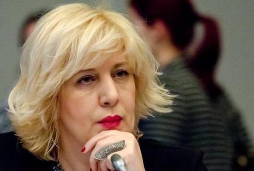 OSCE produžio mandat Dunji Mijatović na godinu