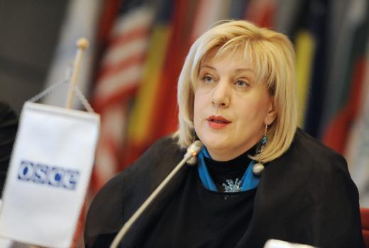 Mijatović: Novinari ne smiju postati mete