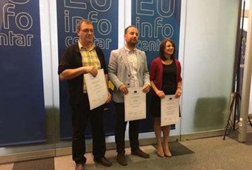 Dodijeljene EU nagrade za istraživačko novinarstvo