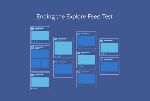 Facebook ukida eksperimentalni Explore Feed