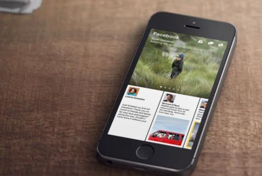 Facebook najavio novu aplikaciju za čitanje vijesti