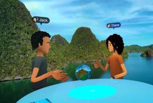 Virtualna stvarnost stiže na Facebook