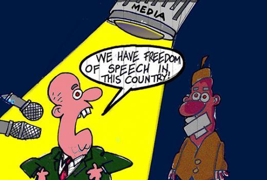 Umjesto komentara: Sloboda izražavanja