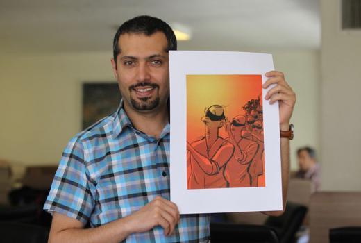 Istaknuti iranski karikaturista uhapšen u Teheranu
