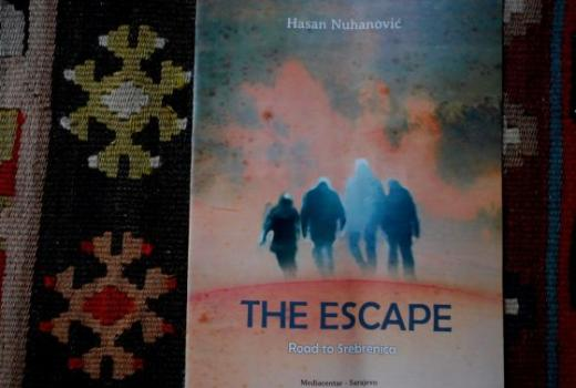 Book about Srebrenica by Hasan Nuhanović