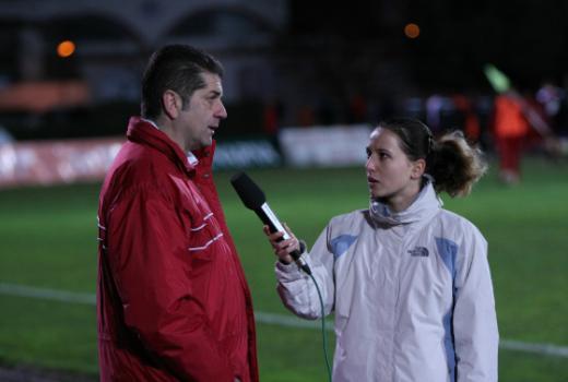 Kako se žena može razumjeti u sport?