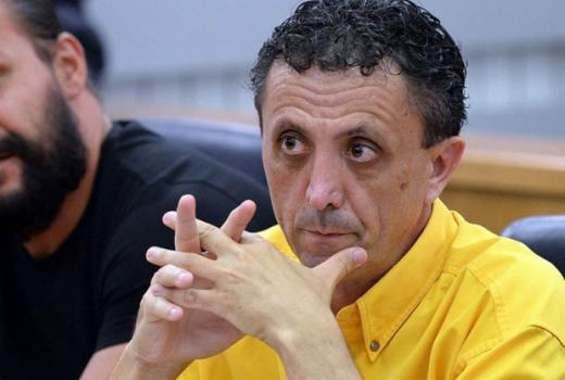 Podrška kolegi Tomislavu Kežarovskom