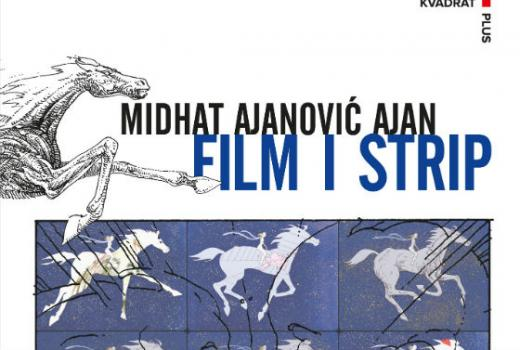 Midhat Ajanović: Film i strip