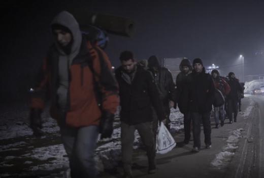 Kratki vodič za novinare: Nadležnosti, izvori i terminologija o izbjeglicama i migrantima