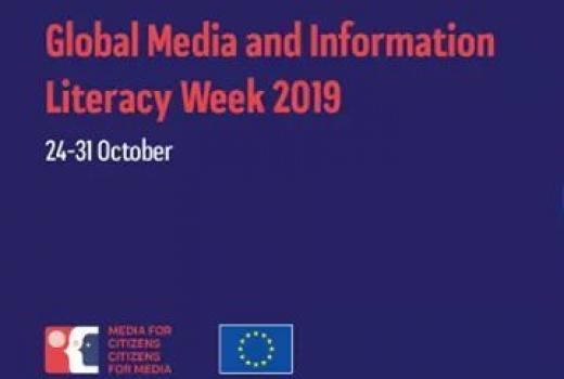 Svjetska sedmica medijske i informacijske pismenosti