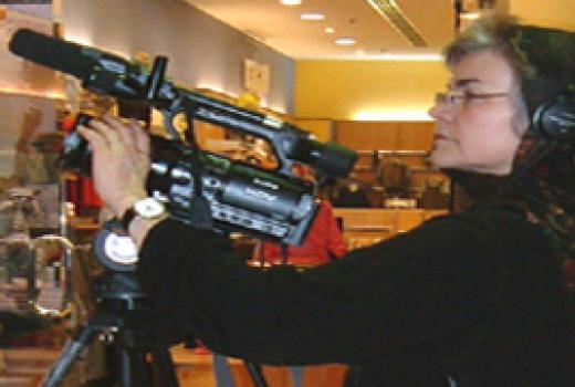 Novinarka koju su iskoristili i Albanci i Srbi