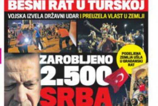 """Panika u Kuriru - 2.500 Srba nije imalo pojma da su """"zarobljeni"""" u Turskoj"""