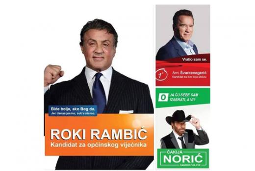 Izbori 2016: A za koga ćete vi glasati?