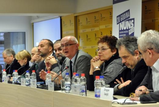 Novinarstvo u Srbiji danas