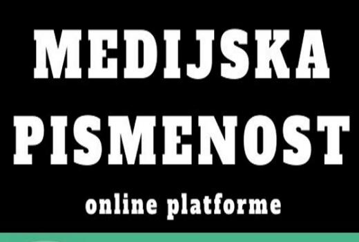 Online platforme koje doprinose razvoju medijske pismenosti u BiH