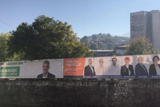 Lokalni izbori 2020: Neinventivne kampanje bez značajnih vizualnih unapređenja