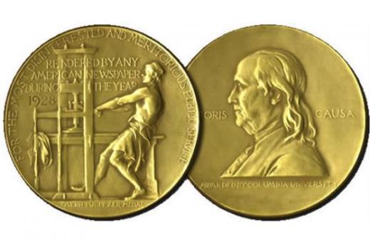 Objavljeni ovogodišnji dobitnici Pulitzera