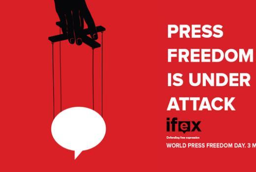 IFEX: Sloboda medija ključna u osiguranju demokratije