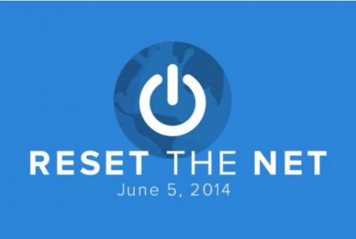 Reset the Net protiv nadzora interneta