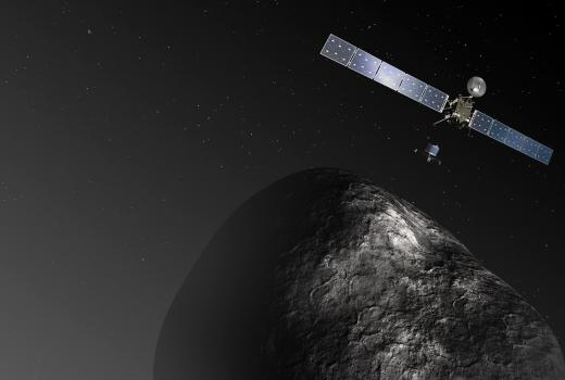 Prase i kometa