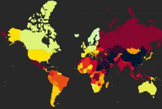 RSF indeks slobode štampe 2014