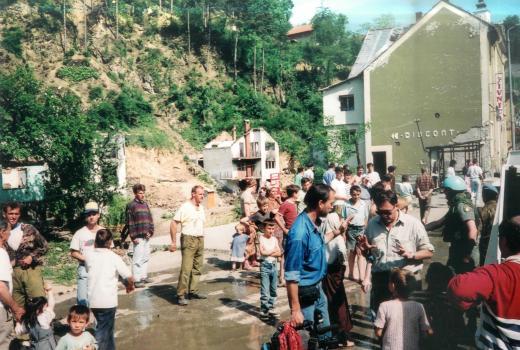 Srebrenica na fotografijama
