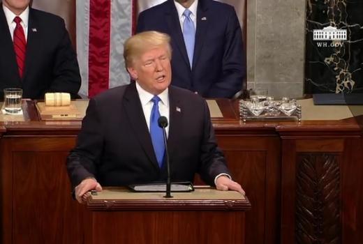 Fact-checking uživo tokom obraćanja Donalda Trumpa