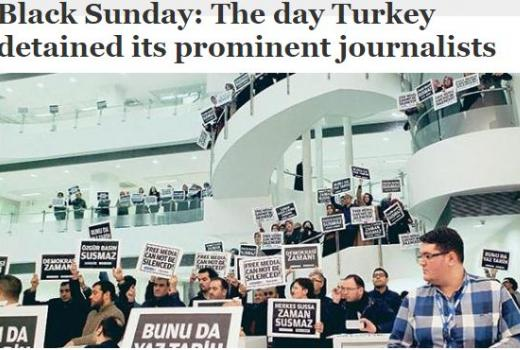 Turska: Masovno hapšenje medijskih radnika