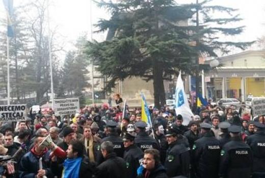 Napad na kamermana RTV Slona je napad na slobodu izražavanja