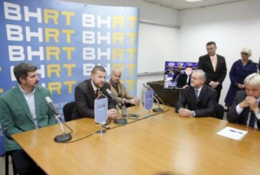 Testni digitalni signal pušten u Sarajevu, Banjaluci i Mostaru