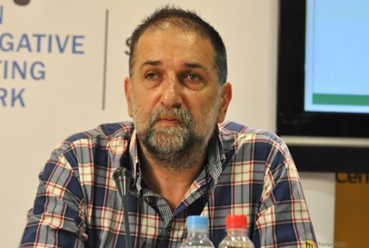 Vukašin Obradović u bolnici nakon štrajka glađu