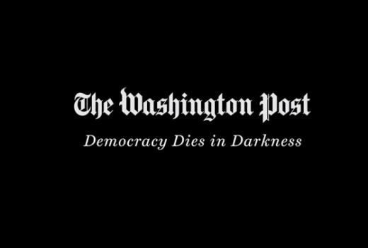 Washington Post na SuperBowlu: Demokratija umire u tami
