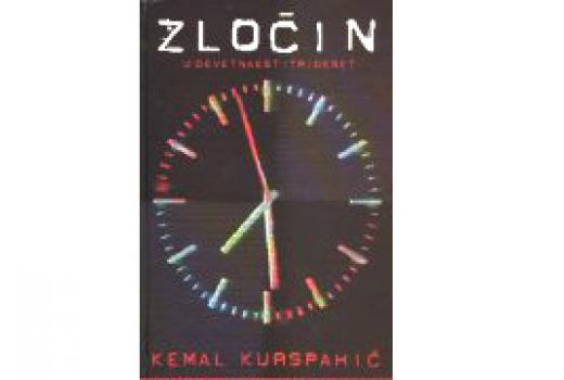 "Kemal Kurspahić: ""Zločin u 19:30"""