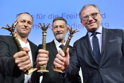 Nagrada za slobodu i budućnost medija 2020.