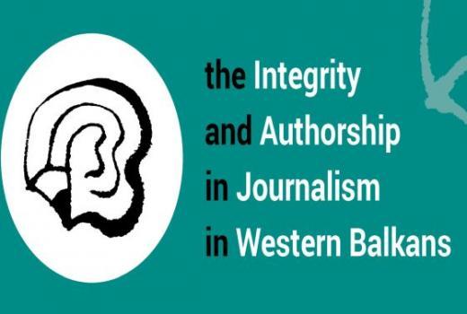 """Radionica """"Integritet i autorstvo u novinarstvu na Zapadnom Balkanu"""""""