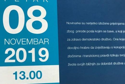 Panel: Da li su novinarke u BiH sigurne i zašto nisu?