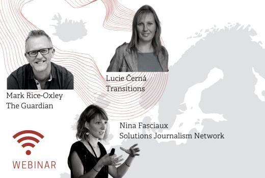 Webinar: Solutions journalism i izvještavanje o koronavirusu