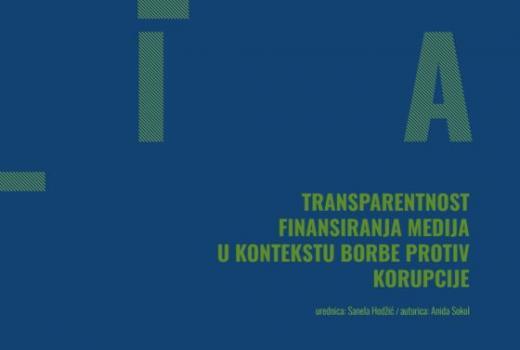 Transparentnost finansiranja medija i borba protiv korupcije